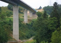 Andelsbachtal Bridge, A98