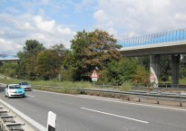 A8 Pfinztal Bridge, Nöttingen