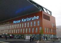 New Exhibition Center, Karlsruhe