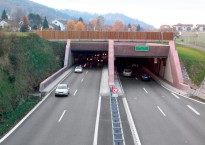 Kappler Tunnel B31, Freiburg