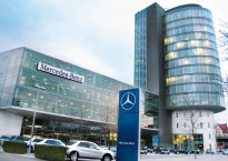Mercedes Benz, Munich