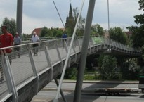 Brückencenter Bridge, Ansbach