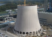 RDK cooling tower, Karlsruhe