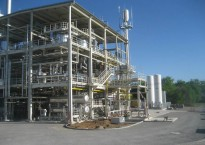 New construction of a bioliq plant