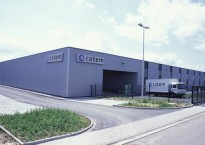 catem DEVELEC factory expansion, Herxheim
