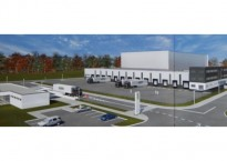 Production facility for pet food, Bretten
