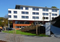 St. Fridolin care home